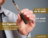 La couverture définitive de VapMag le magazine du Vapoteur