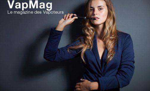 VapMag le nom du nouveau magazine pour vapoteurs est né