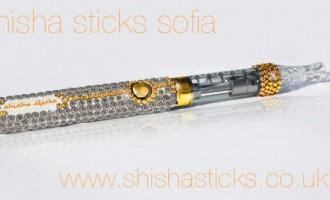 La cigarette électronique la plus chère du monde recouverte de 246 diamants Swarovski pour seulement 645 000 euros !