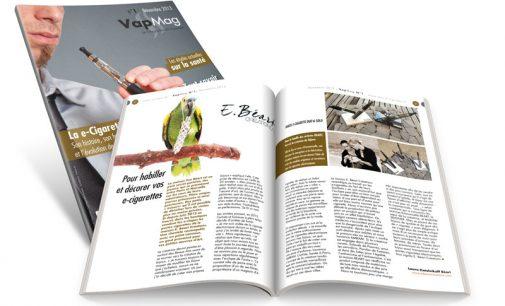 Eve Béart Création – VapMag N°1 – Décembre 2013